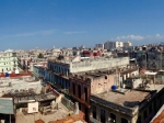 View from Artist's studios Havana