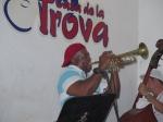 Havana Jazz Festival musician