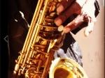 Sax in Old Havana