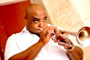 Trumpeter Alexis Abreu